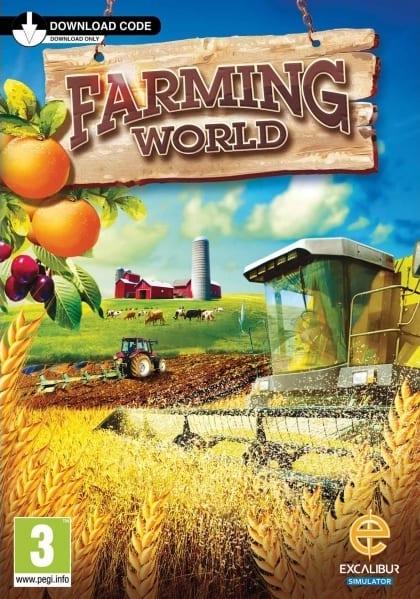 Simul8 Including Farming World
